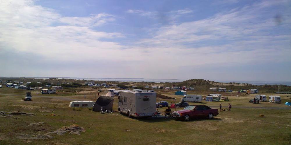 Le camping municipal de Kerhillio